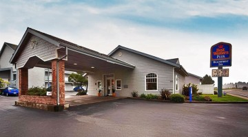 Best Western Beachfront Inn, Brooking-Harbor