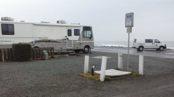 Beachfront RV Park, Brookings
