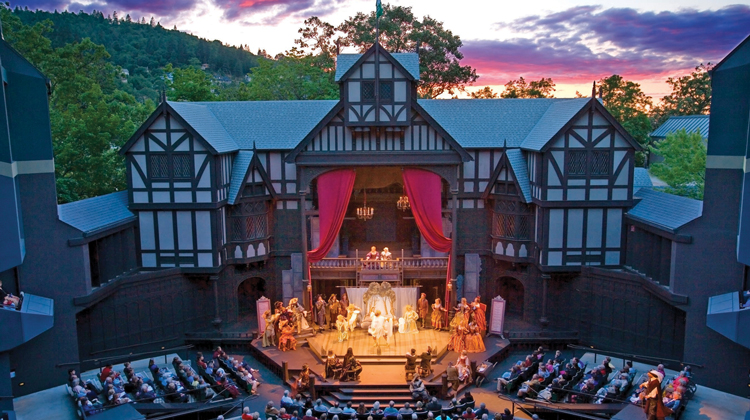 #101 – Oregon Shakespeare Festival