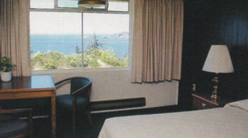 Sea Crest Motel, Port Orford