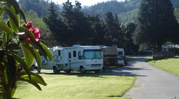 Indian Creek RV, Gold Beach