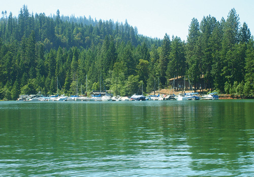 Lost creek lake and marina 101 things to do southern for Lost lake oregon fishing