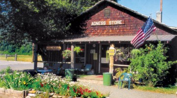 Old Agness Store
