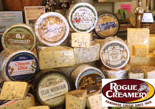 Rogue Creamery Cheese Shop, Central Point