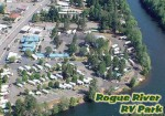 Rogue River RV Park, Shady Cove