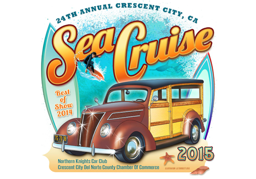 Blues, Brews and Cruise, Crescent City