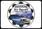 Hiouchi RV Resort in Crescent City