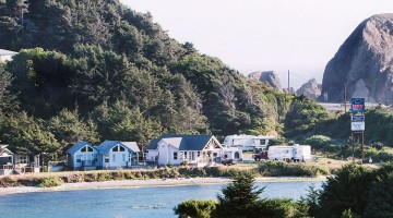 Turtle Rock RV Resorts, Gold Beach