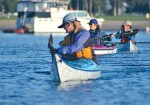 #48 Kayak on  Humboldt Bay