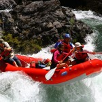 Six Rivers Rafting, Willow Creek