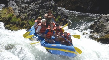 Bigfoot Rafting, Trinity County