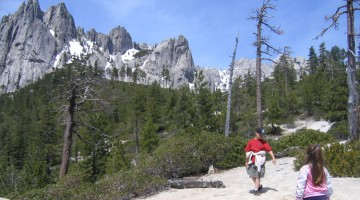 #70 – Castle Crags State Park