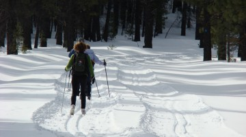 #74 – Cross Country Skiing & Snowshoeing