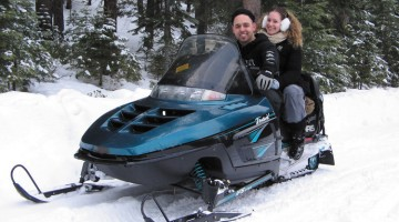 Fun Factory Snowmobile Rentals, Weed