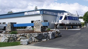 Mountain Gate Recreational Storage, Redding