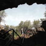 subway cave, hat creek volcanic area, shasta county