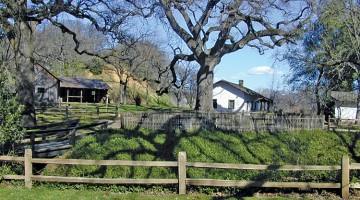 #28 – William B. Ide Adobe State Historic Park