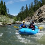 #9 – Whitewater Rafting the Trinity