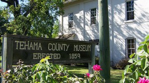 tehama county things to do, museum, history