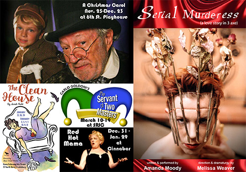 See What's Next in Local Theater