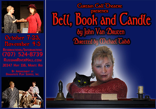 Bell, Book and Candle Live at Curtain Call Theater