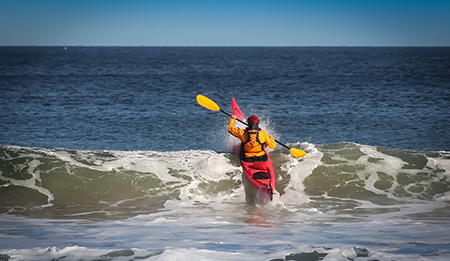Surf or Kayak the Sonoma Coast