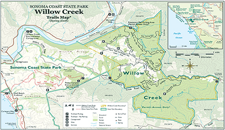 Hike or Bike a Trail in Willow Creek
