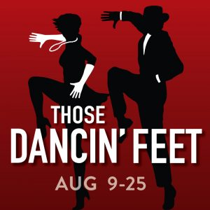 Transcendence Theatre Company presents Those Dancin' Feet @ Jack London Historic State Park