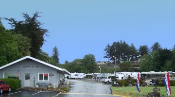 Driftwood RV Park, Brookings
