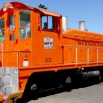 railroad museum, portola, ca, plumas county, things to do, ride a train
